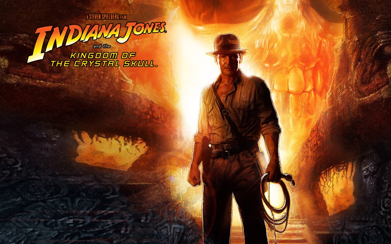 Indiana Jones And The Kingdom Of The Crystal Skull 2008 Gottalovethemmovies