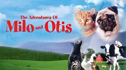 The Adventures Of Milo Amp Otis 1986 1989